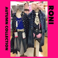 RONI♡最強にかわいいデニム&フェイクファーセットアップ入荷しました!!