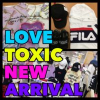 LOVE TOXIC 🍭 NEW ARRIVAL 💕